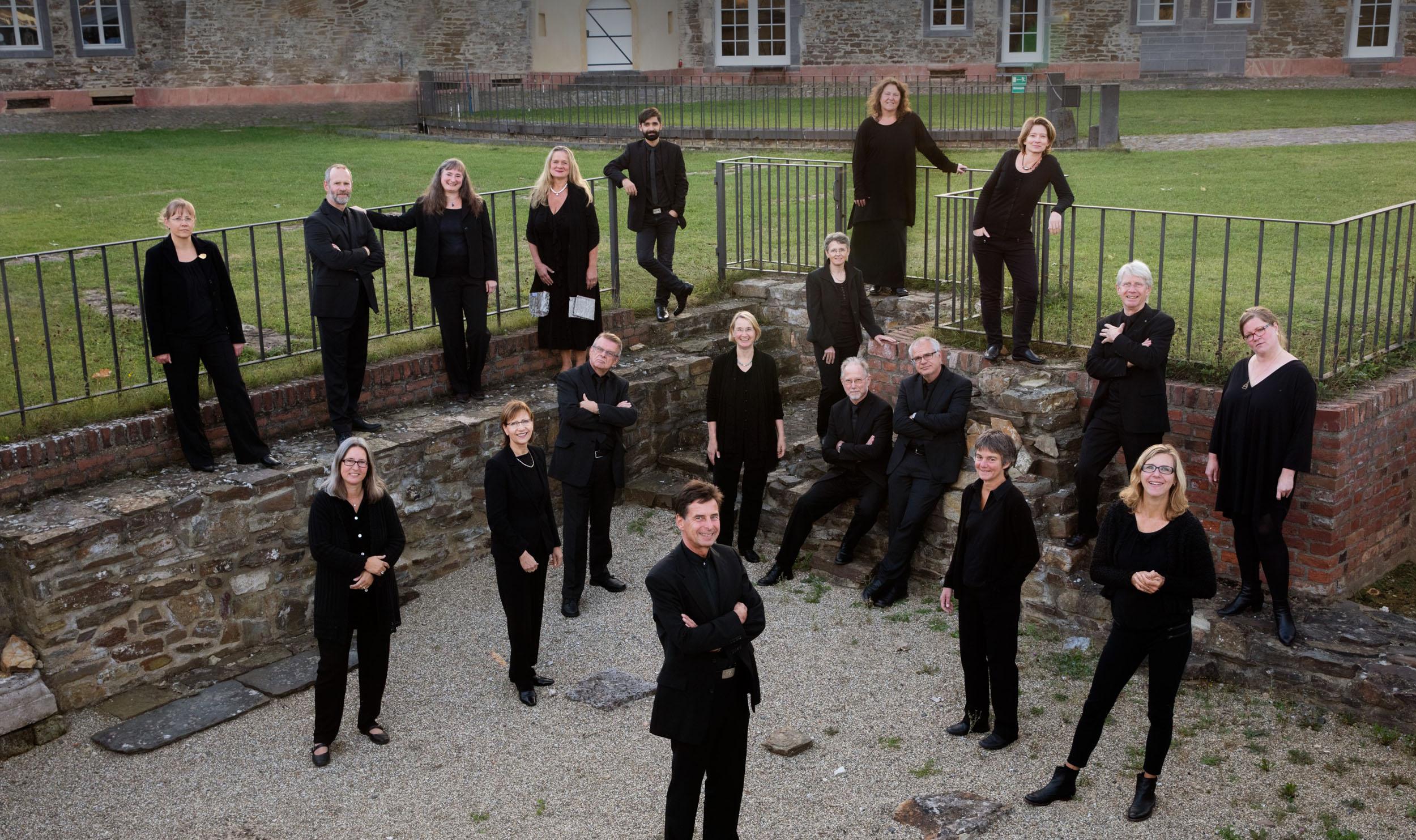 Herzlich willkommen bei Collegium Vocale